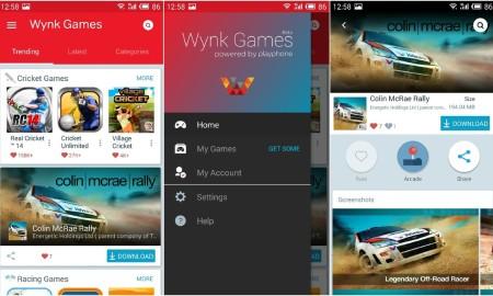 Wynk Games