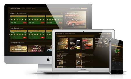 PokerNation UI
