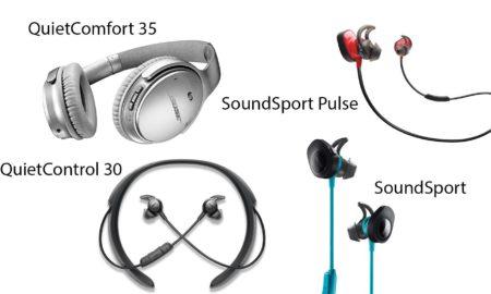 Bose Wireless Headphones Introduced