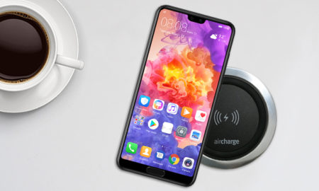 Huawei Mate 20 Pro can wirelessly charge other phones